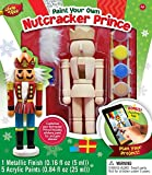 MasterPieces Works of Ahhh Nutcracker Prince Large Wood Paint Kit