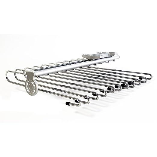Hosenbügel Ikea bremermann trouser hanger for 11 pairs amazon co uk kitchen home