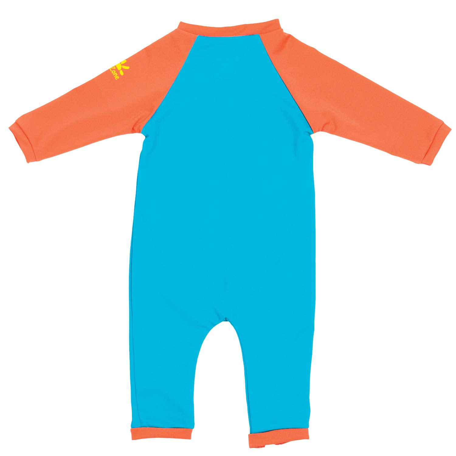 Nozone Full Zip Sun Protective Baby Swimsuit in Your Choice of Colors UPF 50+