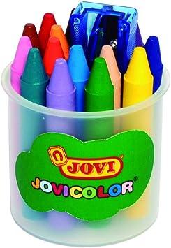 Jovi Pack De 16 Lápices 980 16 Color Modelo Surtido Amazon Es Juguetes Y Juegos