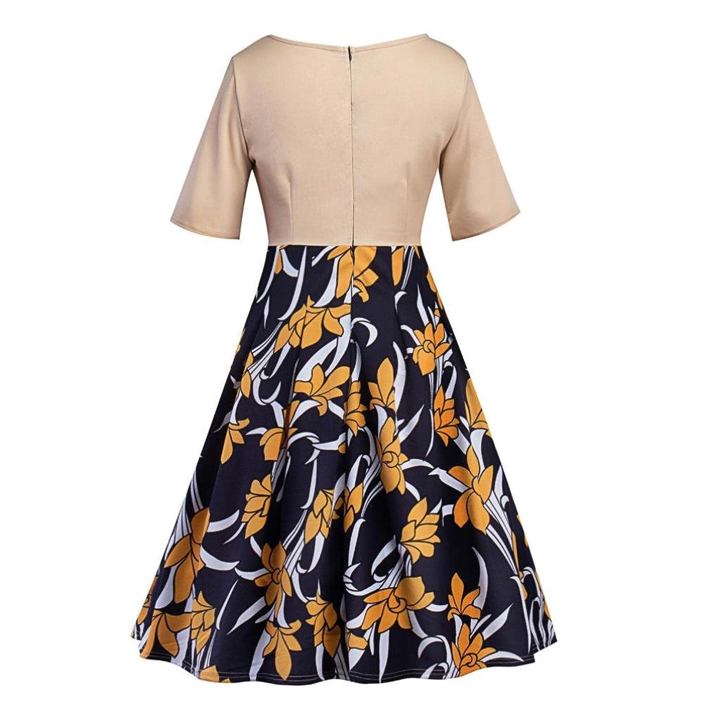 Damen Beiläufiges Strandkleid Sommerkleid Tank Kleid Ausgestelltes ...