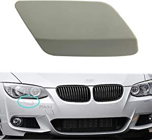 Pikki for E92 E93 3-Series 2011-2014 LCI Front Bumper Headlight Washer Cover (unpainted, Right Side)