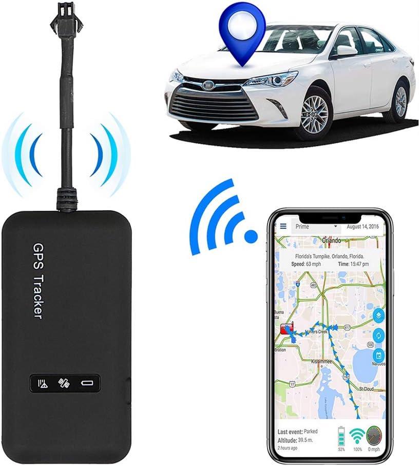 Localizador de vehículos Likorlove en tiempo real GPS/GSM/GPRS/SMS de seguimiento de motocicletas y motocicletas