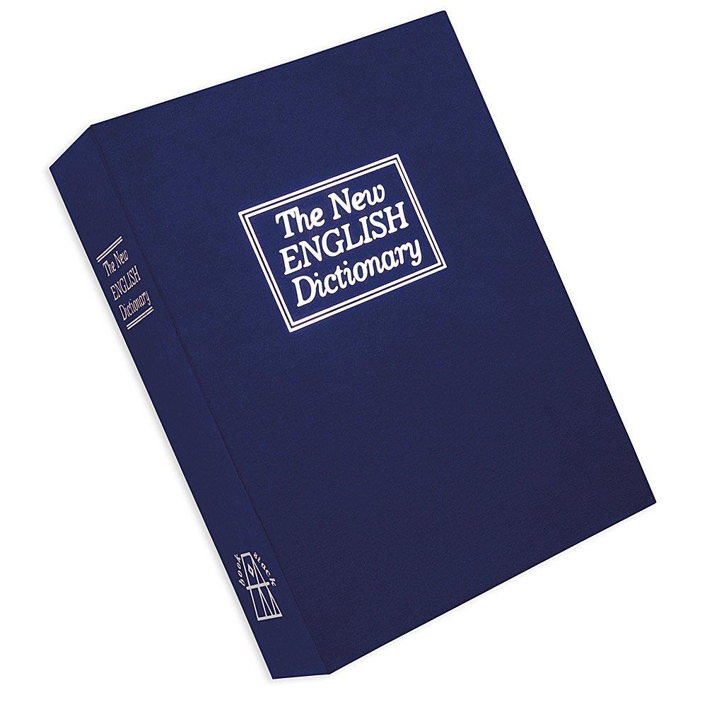 Bulldog BD1180 Book Safe Navy/Dark Blue