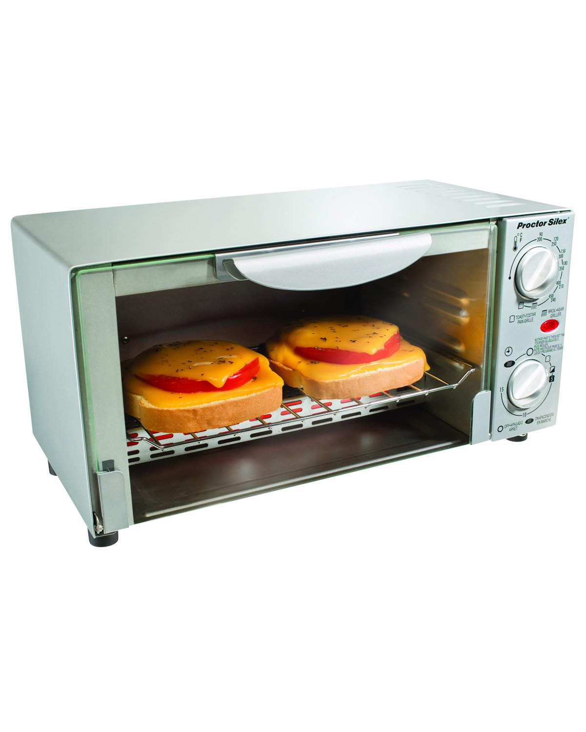 Ps Compact Toaster Oven Broiler