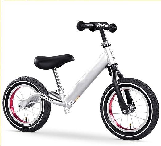 Bicicleta De Equilibrio Infantil, Cuadro De Aleación De Aluminio ...