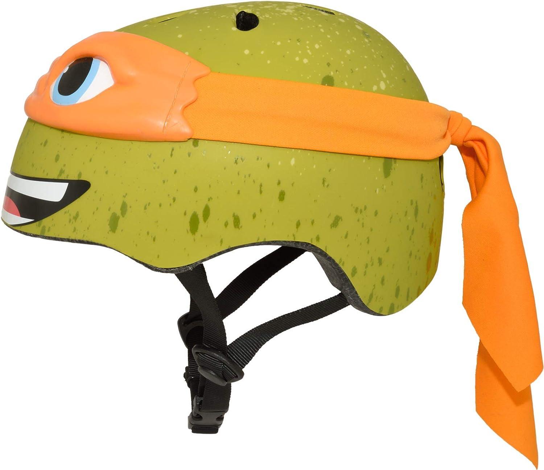 Bell Teenage Mutant Ninja Turtles 3D Bike Helmets