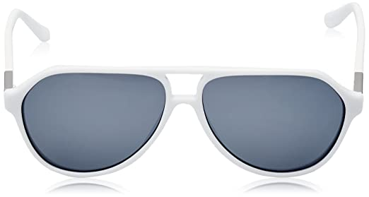 GUESS Mens GU0107F61T57 Sunglasses at Amazon Mens Clothing ...