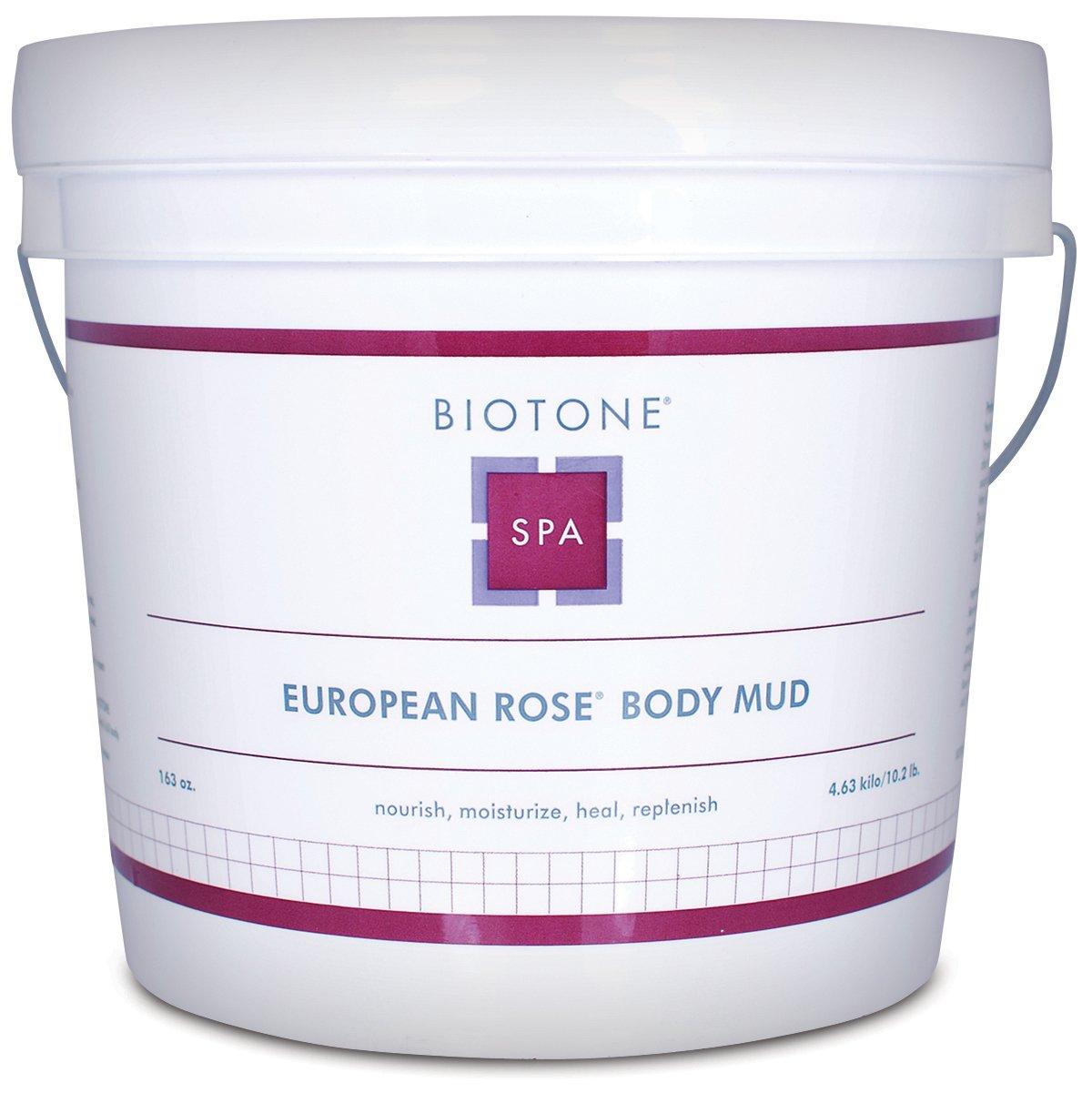 Biotone European Rose Body Mud, 163 Ounce