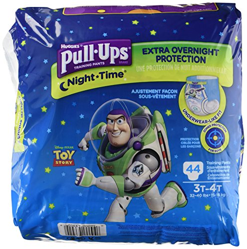 Huggies Pull Ups Nighttime Training Pants