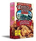 Original WhistleStop Cafe Recipes | Batter Mix for Chicken | 9-oz | 1 Box