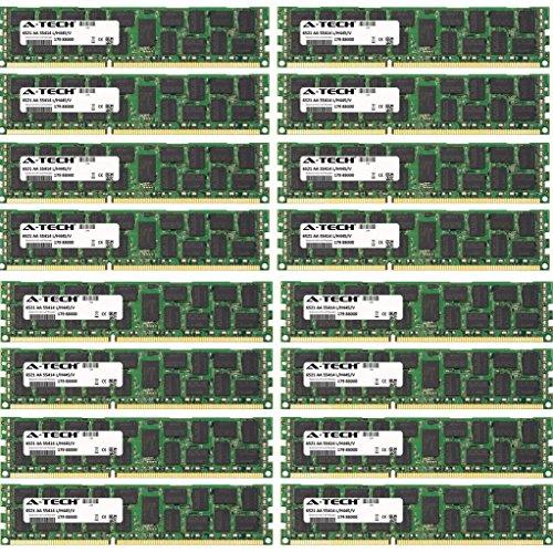 32GB KIT (16 x 2GB) For Intel SR Series SR1640TH (Xeon processor) (ECC Registered). DIMM DDR3 ECC Registered PC3-10600 1333MHz Single Rank RAM Memory. Genuine A-Tech (10600 Ecc Registered Single)
