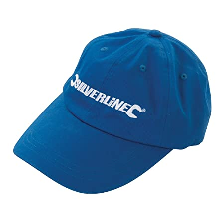 Silverline 868525 Baseball Cap  Amazon.co.uk  DIY   Tools 6fb8cc4706f
