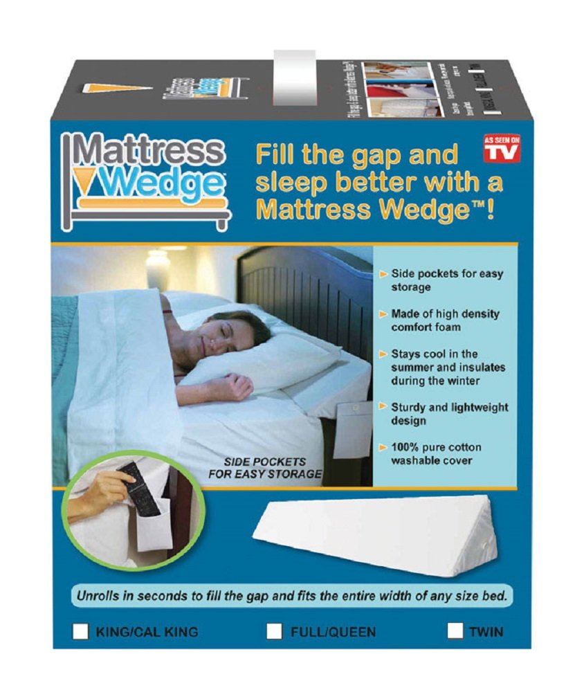 Amazon.com: Mattress Wedge As Seen On TV, King: Home & Kitchen