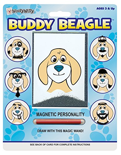 Patch Products Inc. Wooly Willy Magnetic Personalities - Buddy Beagle]()