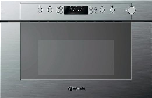 bauknecht emsp 9238 pt einbau mikrowelle 22 l 750 w