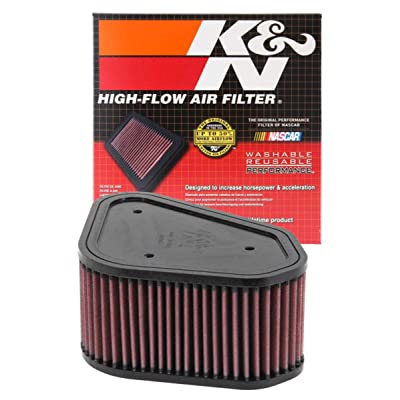 K&N Engine Air Filter: High Performance, Premium, Powersport Air Filter: 2003-2013 KAWASAKI/SUZUKI (KVF650 Brute Force 4x4, KFX700, KVF700 Prairie 4x4, Team Green, Hardwoods Green HD, KVF650) KA-6503: Automotive