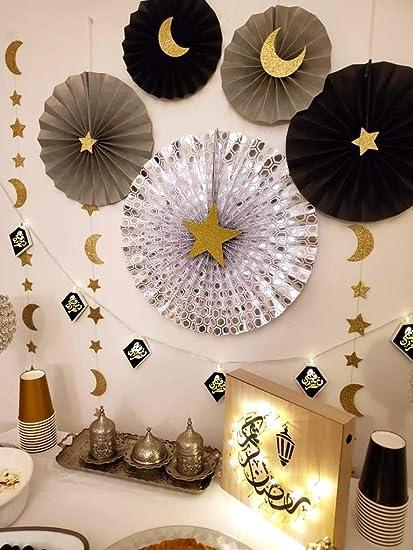 FitCorrect - Beautiful & Elegant - Ramadan Kareem Decoration Lights on jerusalem window, jesus window, valentines day window, thank you window, fashion window, new year window,