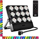 Sansi 70-Watt RGB LED Flood Light with Remote Control