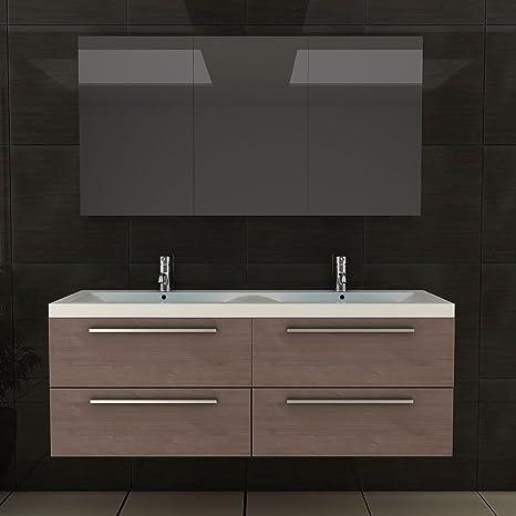 Badezimmer Mobel Waschbecken Doppelwaschtisch Badmobel