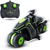 Volwco RC Stunt Motocicleta Control Remoto Motos 360