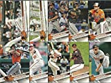 2017 Topps Series 1 & 2 Baltimore Orioles Team Set 24 Cards Trey Mancini Rookie Card Wade Miley Zach Britton Mark Trumbo