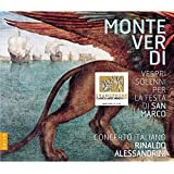 Vespri solenni per la festa di San Marco [CD + DVD]