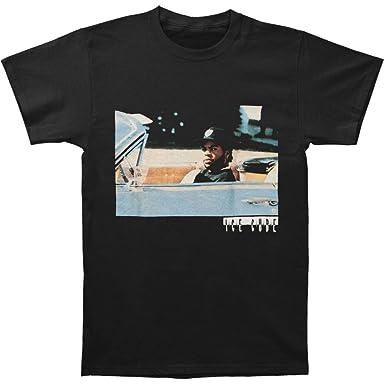 08e51c31a Amazon.com: Ice Cube Men's New Impala T-Shirt Black: Clothing
