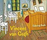 Coloring Book Vincent Van Gogh (Prestel Coloring Books)