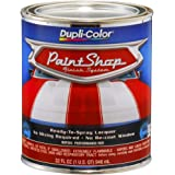 VHT Dupli-Color BSP203 Red Paint Shop Finish System Performance - 32 oz, Single