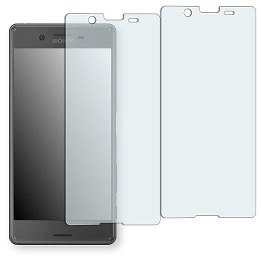 10 opinioni per 2 x Golebo Crystal Pellicola Protettiva per Sony Xperia X- (Trasparente,