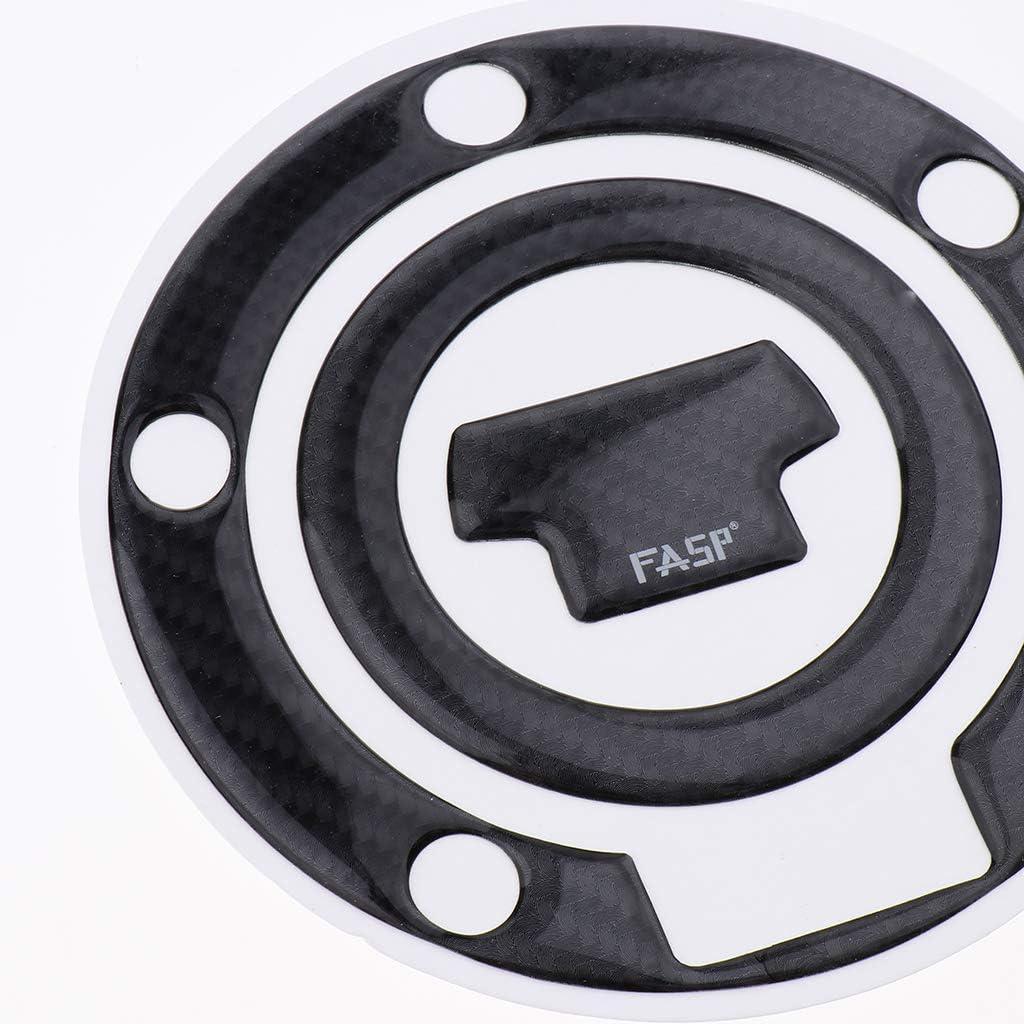 Homyl Moto Universel Autocollant R/éservoir de Carburant Grip Protecteur