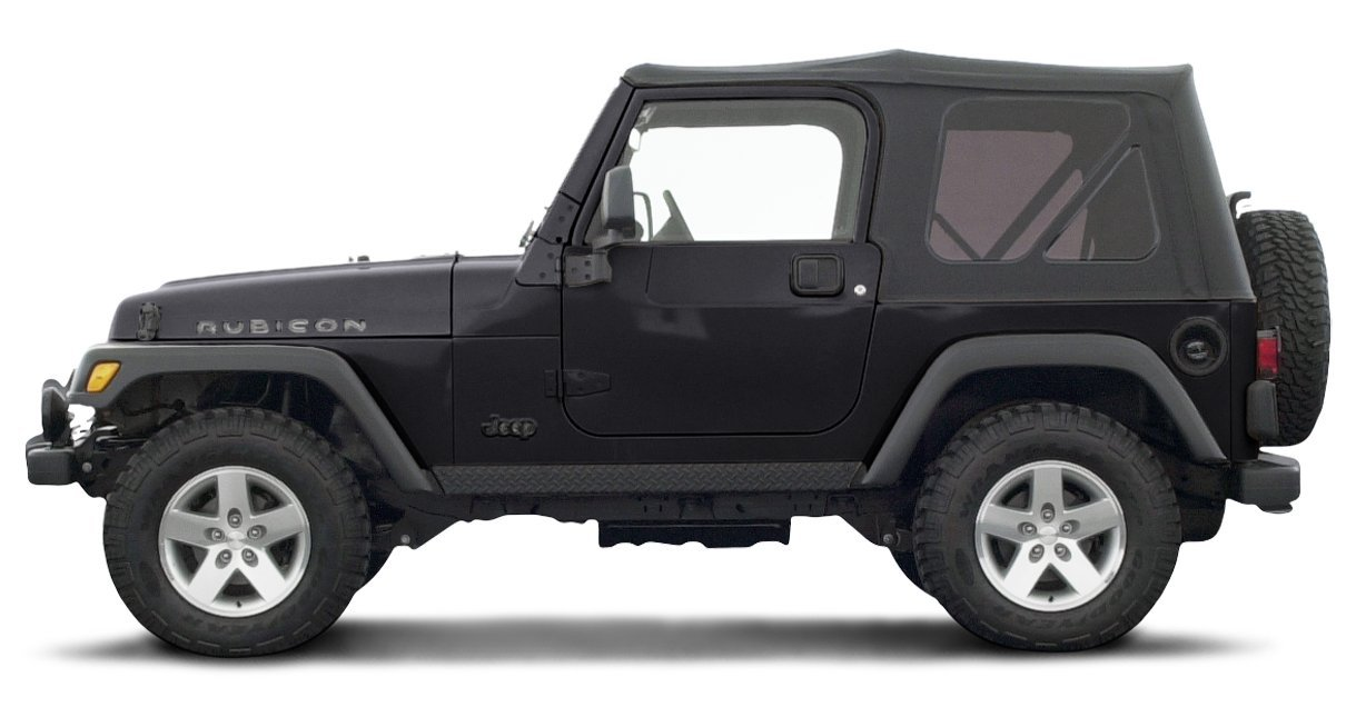 2004 jeep wrangler reviews images and specs vehicles. Black Bedroom Furniture Sets. Home Design Ideas