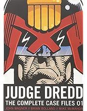 Judge Dredd: The Complete Case Files 01 (Volume 1)