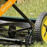 Reel Push Mower Assembly