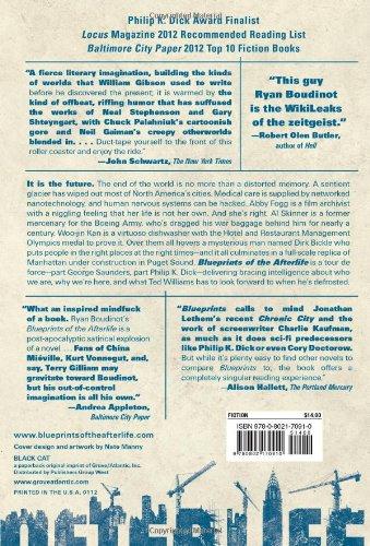Blueprints of the Afterlife: Amazon.es: Boudinot, Ryan ...