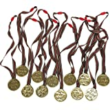 Set Of 12 Sports Day Winner's Medals by dotcomgiftshop