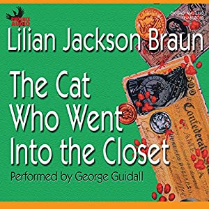 The Cat Who Went into the Closet Hörbuch