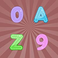 Letters and numbers Carakuato. Educational game for kids, toddlers, the elderly or people with cognitive impairment to learn or practice the alphabet and numbers