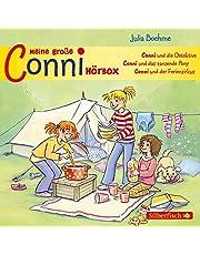 Meine große Conni-Hörbox (Meine Freundin Conni - ab 6 ): 3 Hörspiele: Conni und die Detektive, Conni und das tanzende Pony, Conni und der Ferienzirkus: 3 CDs