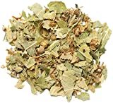 Chinese Tea Culture Linden Flower Tea – Herbal – Flower Tea – Decaffeinated – Loose Leaf Tea – 2oz For Sale