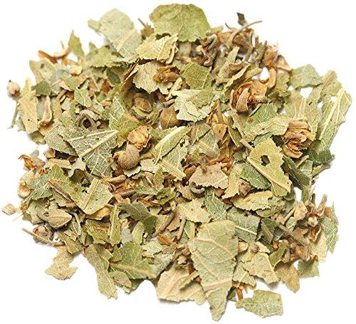 Linden Flower Tea - Herbal - Flower Tea - Decaffeinated - Loose Leaf Tea - 2oz (Linden Herbal Tea)