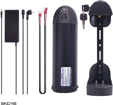 Set Batería Bicicleta Electrica Botella 36V10Ah 360Wh: Amazon.es: Deportes y aire libre