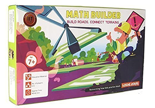 Amazon.com: MATH BUILDER number scrable board game with equations ...