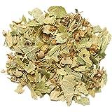 Chinese Tea Culture Linden Flower Tea - Herbal - Flower Tea - Decaffeinated - Loose Leaf Tea - 2oz