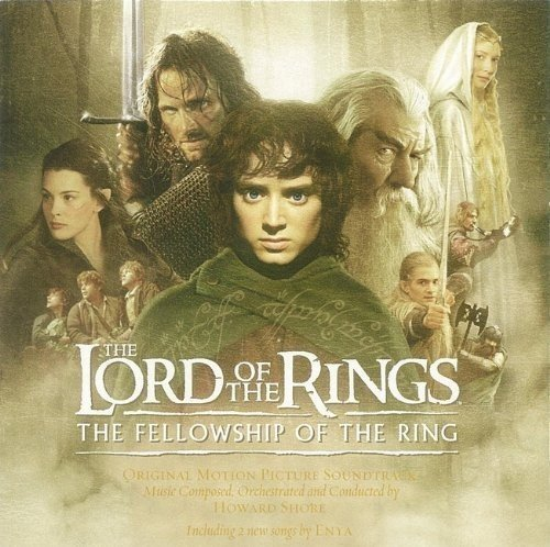 Lord of the Rings:the Fellowst: Original Soundtrack: Amazon.es: Música