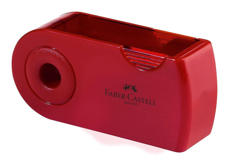Temperamatite doppia custodia Faber-Castell.