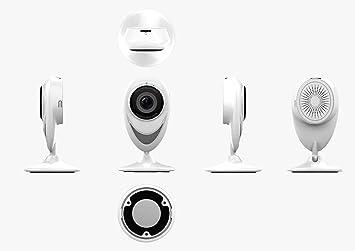Cámara De Vigilancia Mini - Caméra IP De Vigilancia - Cámara IP De Vigilancia - Cámara