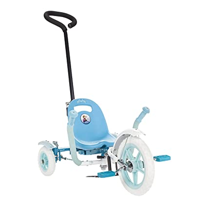 28304c8fddf Amazon.com: Mobo Total Tot Disney Frozen: The Roll-to-Ride Three Wheeled  Cruiser: Toys & Games