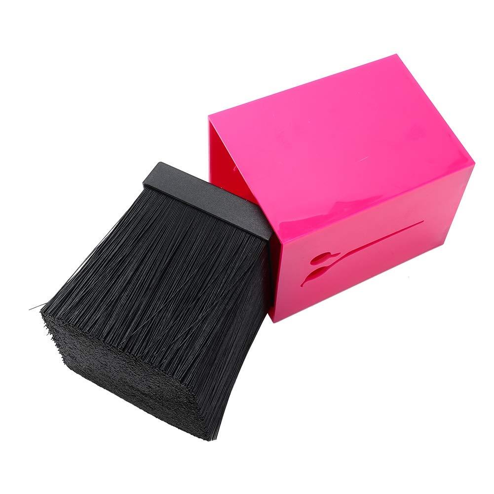 1# Tijeras para el cabello Caja de almacenamiento grande Tijeras Tijeras de peluquer/ía profesional Caja de almacenamiento Soporte de tijera de moda durable para uso dom/éstico y uso profesional